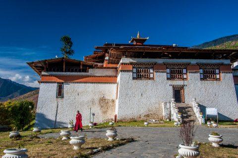 Semtokha Dzong, Thimphu, Bhutan
