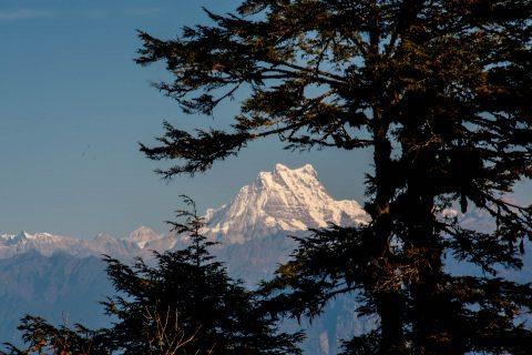 Himalayas from Dochula Pass, Bhutan