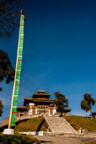 Druk Wangyal Ihakhang, Dochula Pass, Bhutan