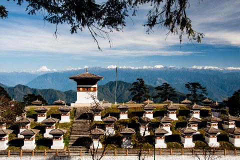 Druk Wangyal, Dochula Pass, Bhutan