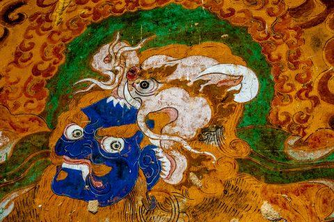 Tamshing Lhakhang,  Bhutan