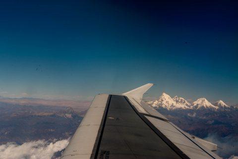 Just after leaving Paro, Bhutan
