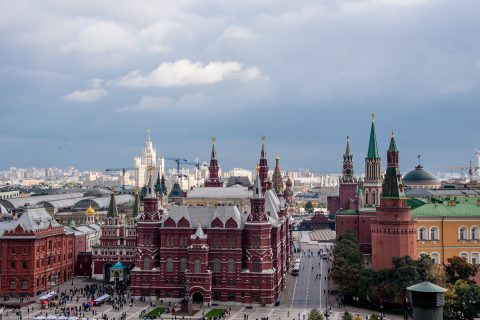 Kremlin & Red Square, Moscow