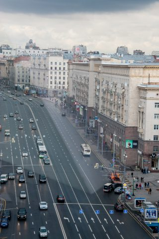 Garden Ring Road, Moscow