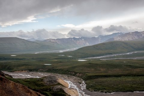 Teklanika River, Denali NP, Alaska