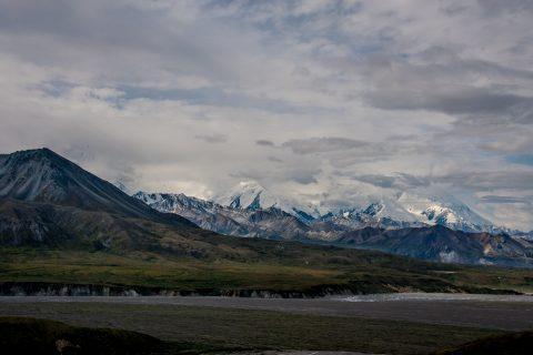 View from Eielson Vistor Centre, Denali NP, Alaska