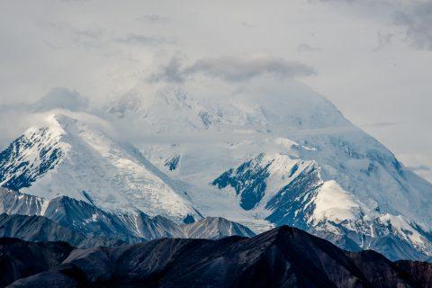 Mount Denali ( or McKinley), Denali NP, Alaska