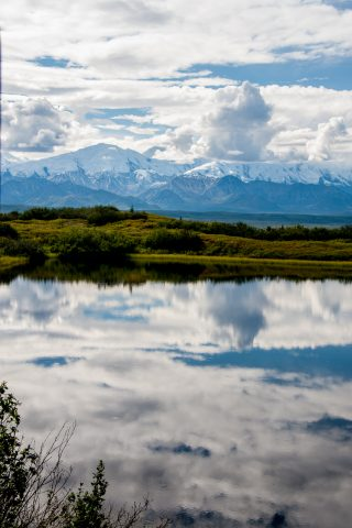 Mount Denali & Wonder Lake, Denali NP, Alaska