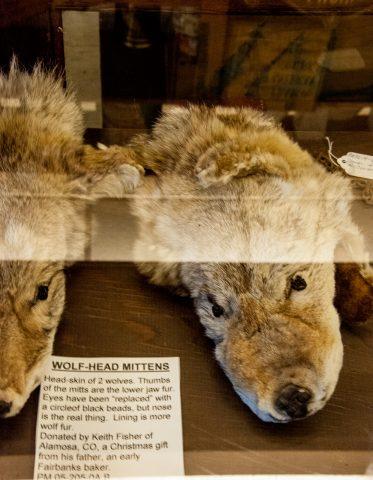 Alaska Native Museum, Fairbanks, Alaska