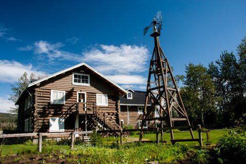 Rika Roadhouse National Park, near Fairbanks, Alaska
