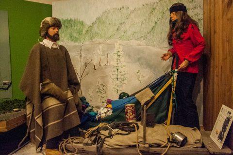 Dawson City Museum, Yukon, Canada