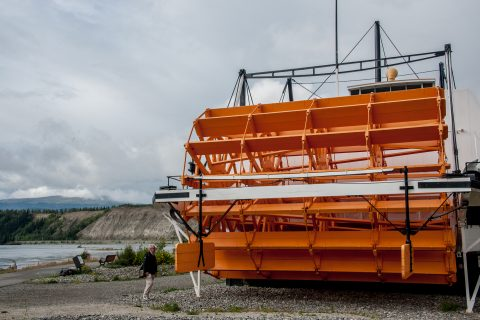 SS Klondike, Whitehorse, Yukon, Canada