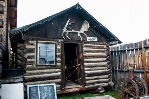 McBridge Museum, Whitehorse, Yukon, Canada