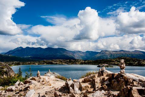 Summit Lake, British Columbia, Canada