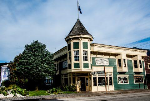 Corrington Museum, Skagway, Alaska