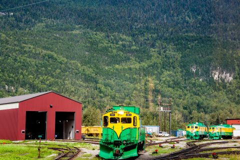 White Pass & Yukon Route, Skagway, Alaska