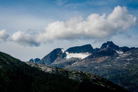 Glacier, Skagway, Alaska