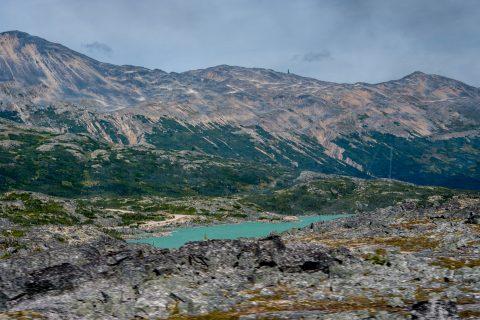 Summit Lake, White Pass, Bristish Columbia, Canada