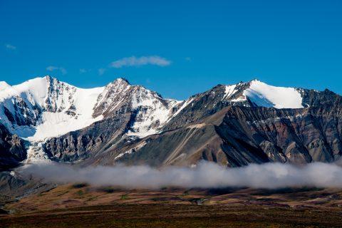 Kluane Mountains, near Haines Junction, Yukon, Canada