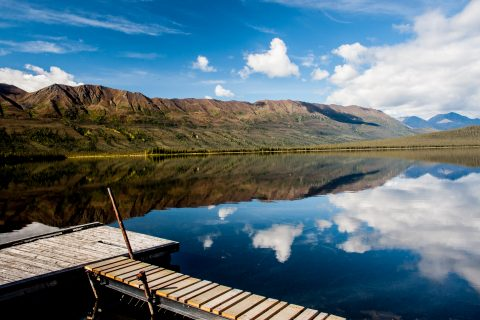 Pickhandle Lake, Yukon, Canada
