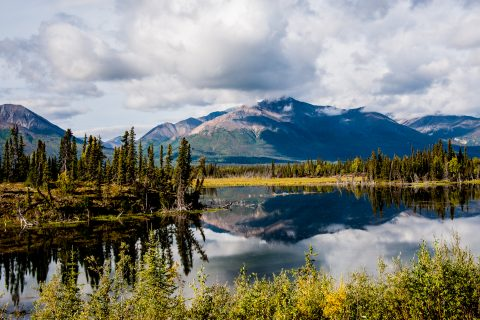 Mentasta Lake, Tok, Alaska