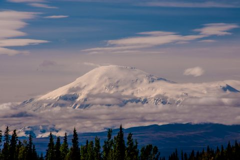 Mount Sanford (16237ft), Alaska