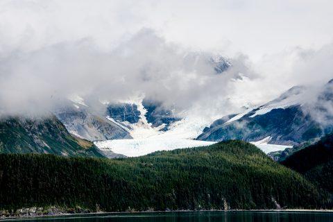 Blackstone Glacier, Whittier, Alaska