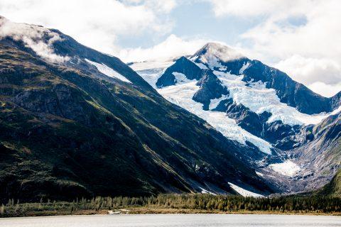Portage Glacier, Whittier, Alaska