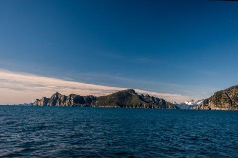 Sailing Resurrection Bay, SSeward, Alaska