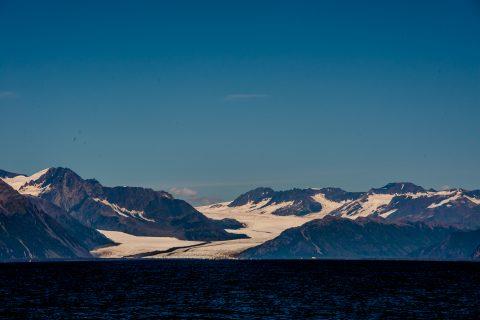 Holgate Glazier, Holgate Arm, Gulf of Alaska