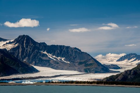 Bear Glacier, Gulf of Alaska
