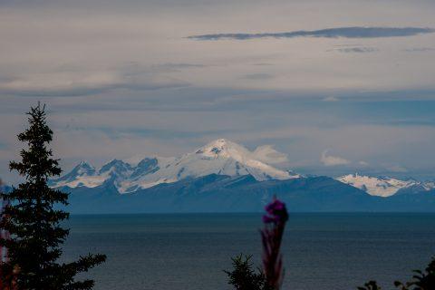 Mount Redoubt, Lake Clark NP, Alaska