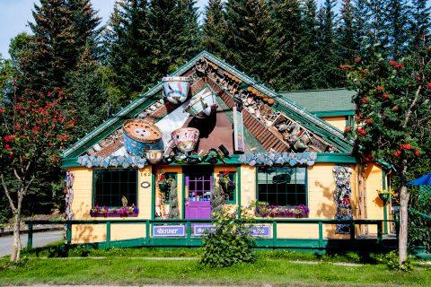 Restaurant, Homer, Alaska
