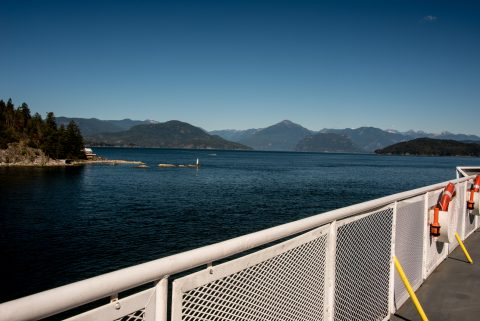 Horseshoe Bay, North of Vancouver