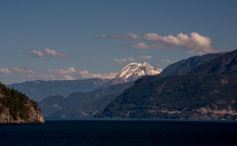 Howe Sound, North of Vancouver