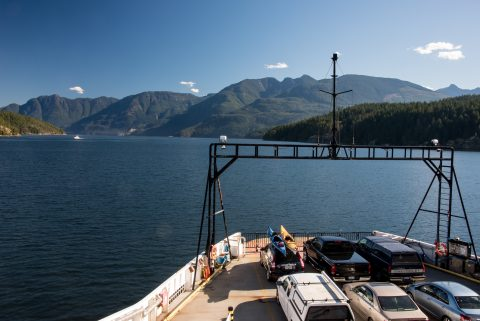 Howe Sound, North of Vancouver, North of Vancouver