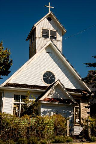 St Joseph's Catholic Church, Powell River