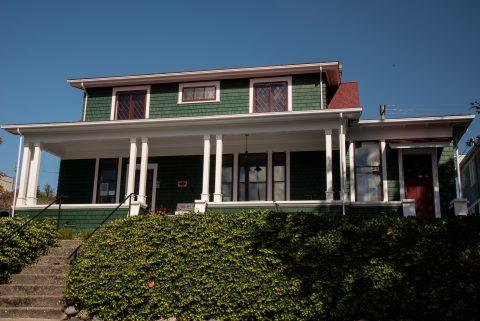 Dr Henderson's home, Powel River