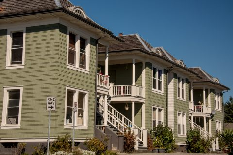 Arbutus Apartments, Powell River