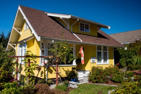 Postmaster's House, Powell River