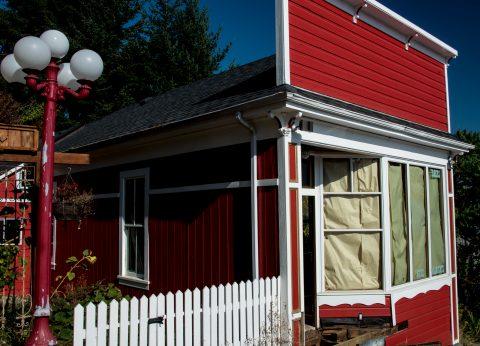 Roberts Street, Ladysmith, Vancouver Island