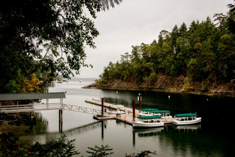 Butchart Cove, Vancouver Island