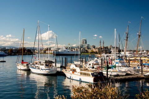 Victoria Harbour, Vancouver Island