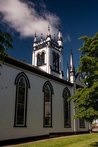 St John's Anglican Church, Lunenburg, NS