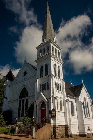 Zion Evangelical Luthern Church, Lunenburg, NS