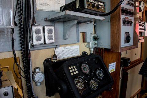 Navigation system, Cape Sable, Lunenburg, NS
