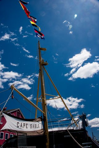 Cape Sable (side trawler) Lunenburg, NS