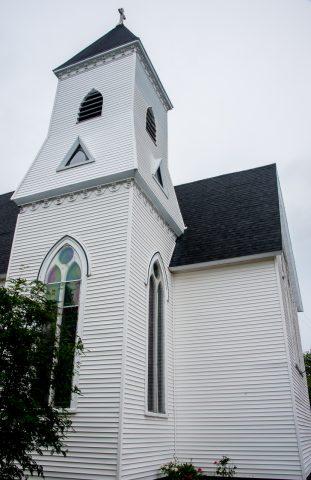 St James Anglican church, Bridgetown, NS