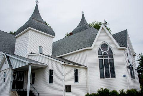 Baptist Church, Bridgetown, NS