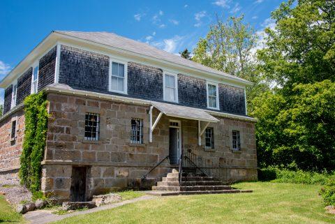 County Gaol, Albert County Museum, NB